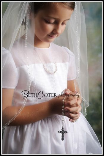 Summer 2010 – First Communion
